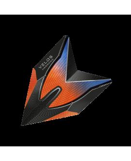 Aleta Harrows darts Velos 1017 naranja