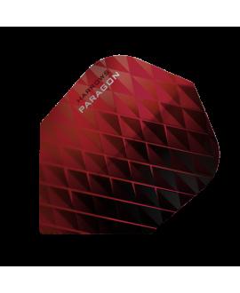 Aleta Harrows darts Paragon 7602 roja