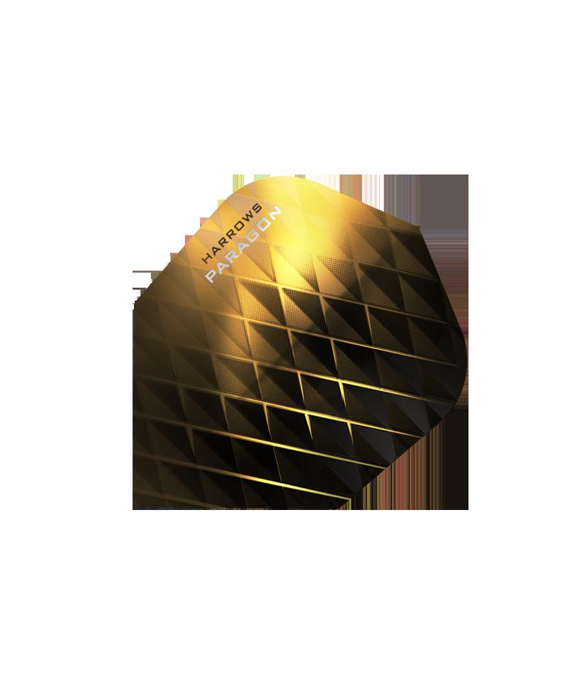 Aleta Harrows darts Paragon 7605 amarilla