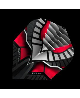 Aleta Harrows darts Avanti 7401 roja