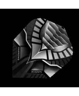 Aleta Harrows darts Avanti 7404 gris