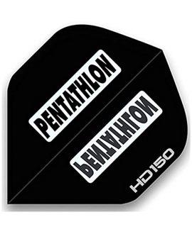 Aleta Pentathlon 01 Negra - 150 microns