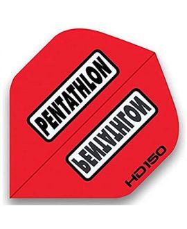 Aleta Pentathlon 02 roja - 150 microns