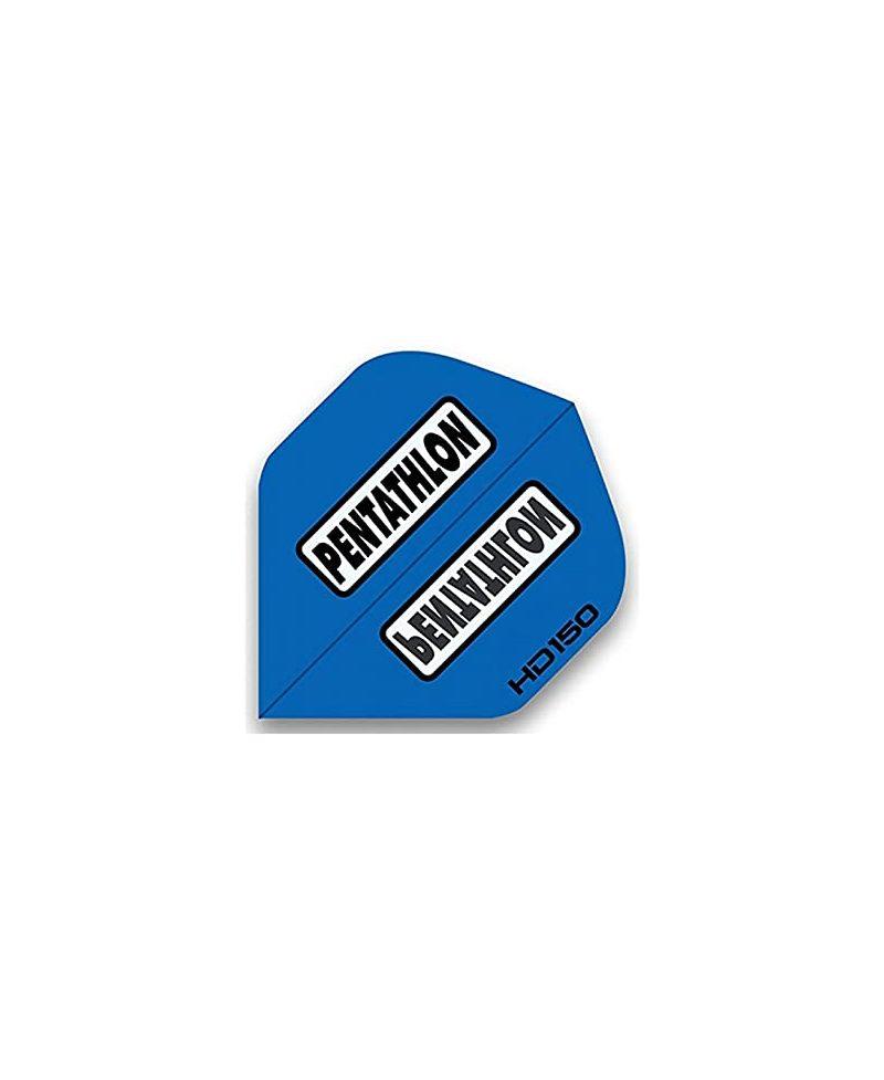 Aleta Pentathlon 03 azul - 150 microns
