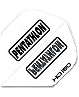 Aleta Pentathlon 04 blanca 150 microns