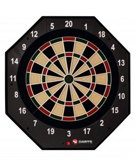 "Electronical dartboard Hi darts 15"""