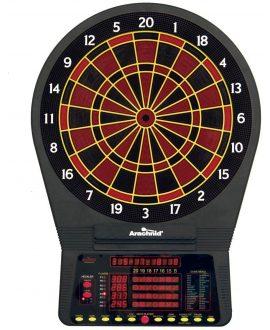 Electronic Dartboard Cricket 800 Arachnid