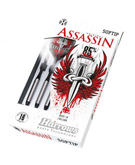 Dardos Harrows darts Assassin 85% 16gr
