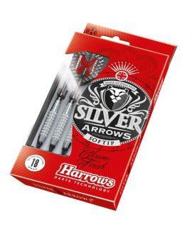 Dardos Harrows Silver Arrows