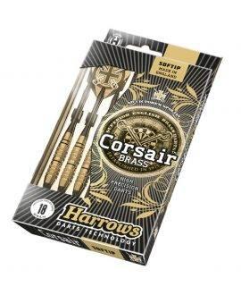 Harrows darts Corsair red