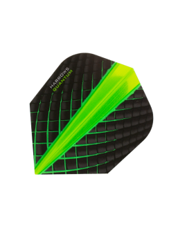 Aleta Harrows darts Quantum 6800 verde
