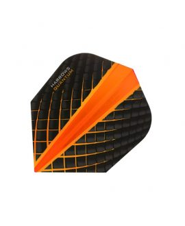 Aleta Harrows darts Quantum 6801 naranja