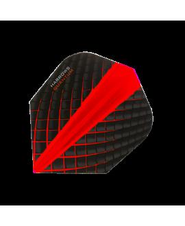 Aleta Harrows darts Quantum 6804 roja
