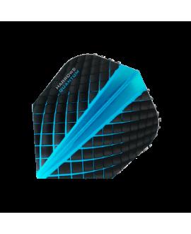 Aleta Harrows darts Quantum 6805 aqua