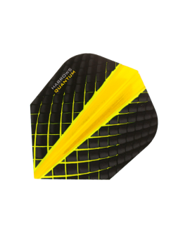 Aleta Harrows darts Quantum 6809 amarilla