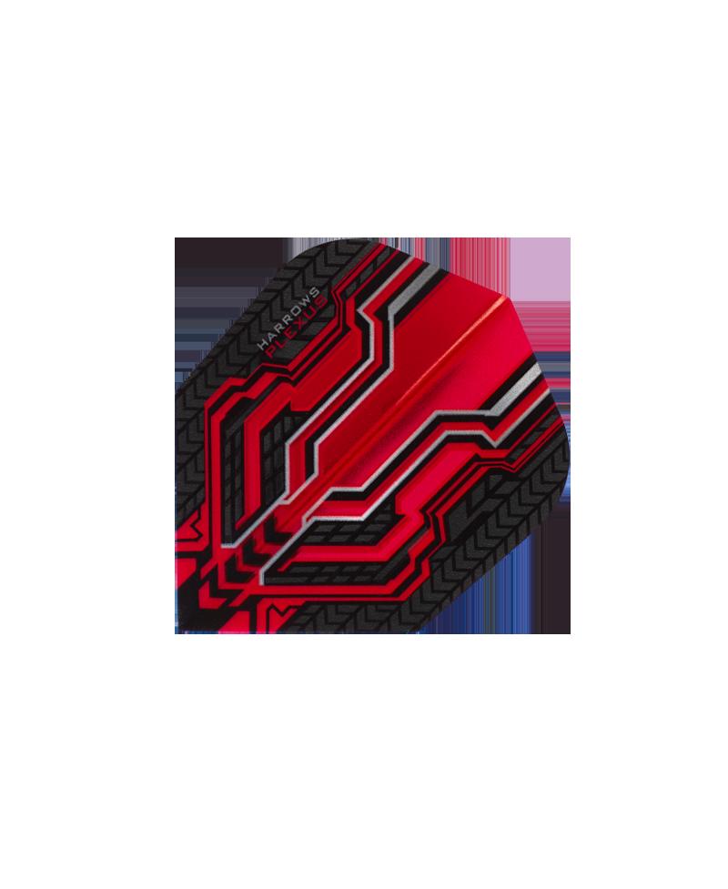 Aleta Harrows darts Plexus 8300 roja