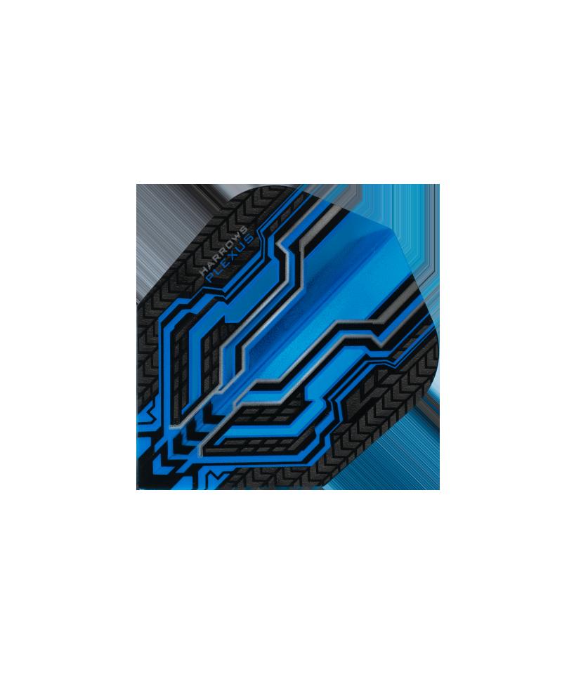 Aleta Harrows darts Plexus 8303 azul