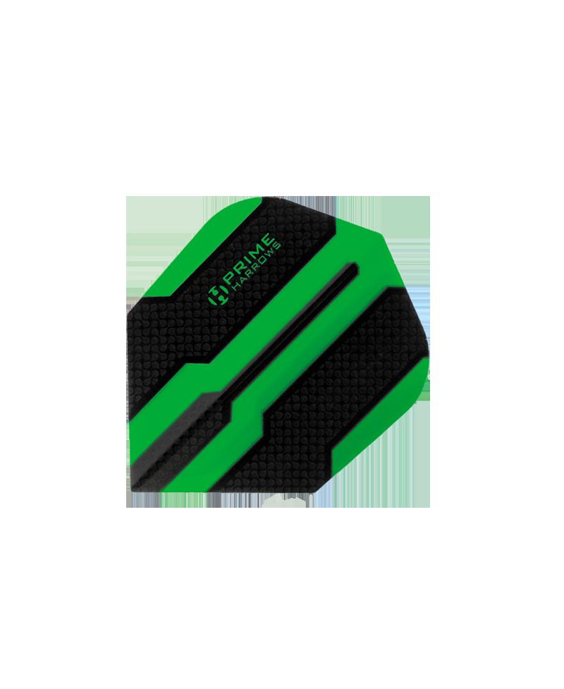 Aletas Harrows darts Prime 7503 verde