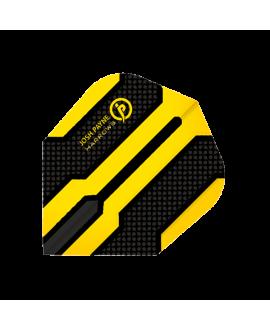 Aletas Harrows darts Prime 7504 amarilla