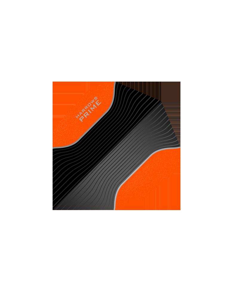 Aletas Harrows darts Prime 7506 naranja