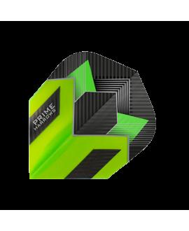 Aletas Harrows darts Prime 7507 verde