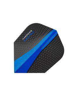 Aletas Harrows darts Retina 5510 azul