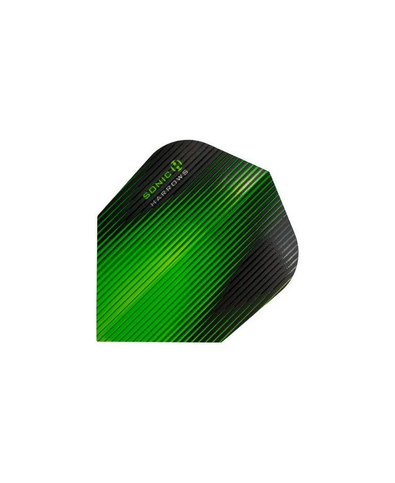 Aletas Harrows darts Sonic 6501 verde