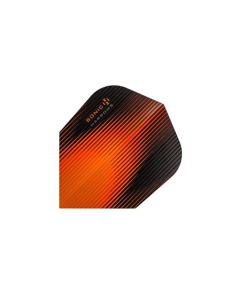Aletas Harrows darts Sonic 6502 naranja
