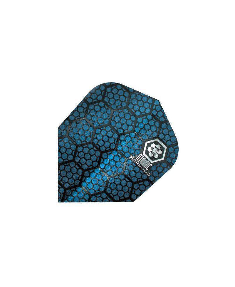 Aleta Harrows darts Atomic 3301 azul