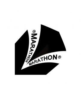 Harrows darts flights Marathon 1500 black