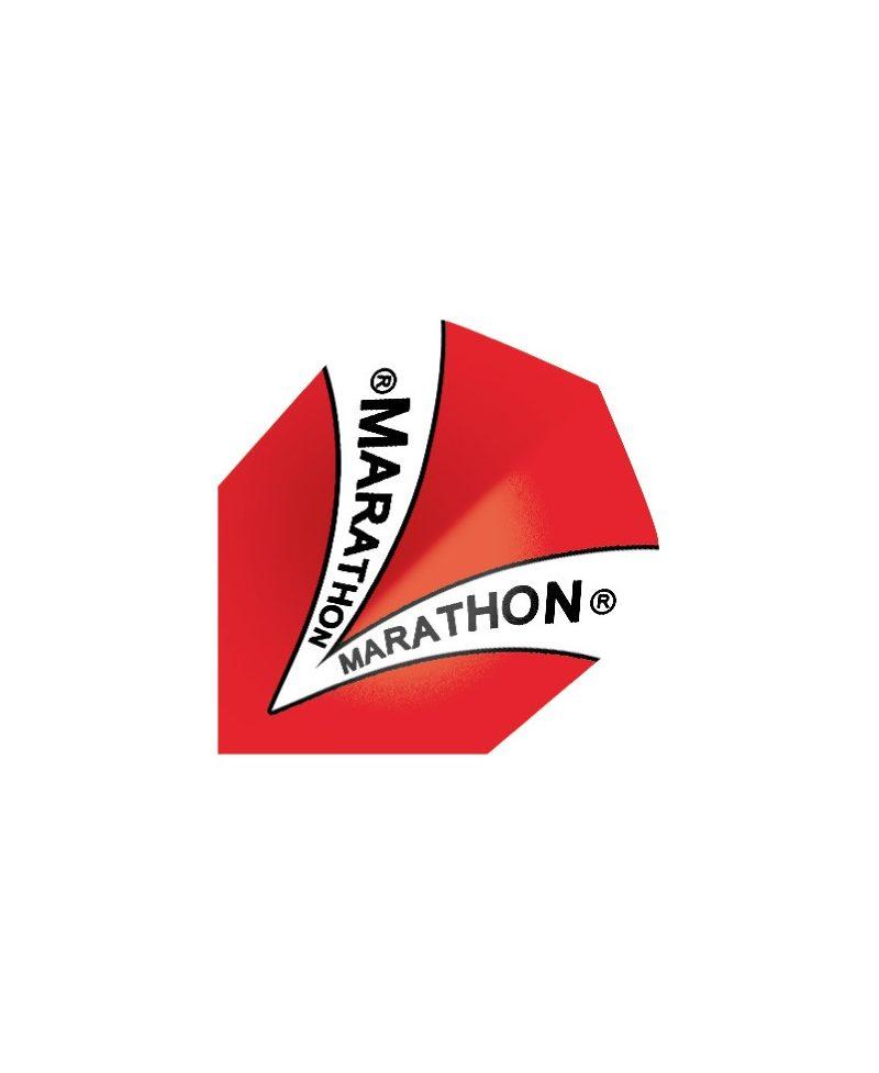 Aleta Harrows darts Marathon 1501 roja