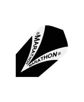 Aleta Harrows darts Marathon 1503 negra slim