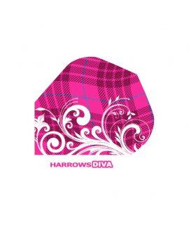 Aletas harrows darts Diva 6004