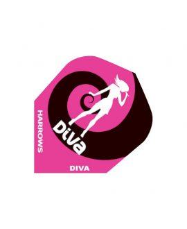 Aletas harrows darts Diva 6006