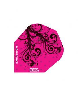 Aletas harrows darts Diva 6009