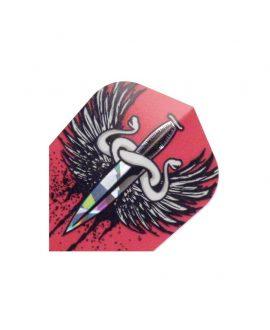 Aletas Harrows darts Holograma 1615