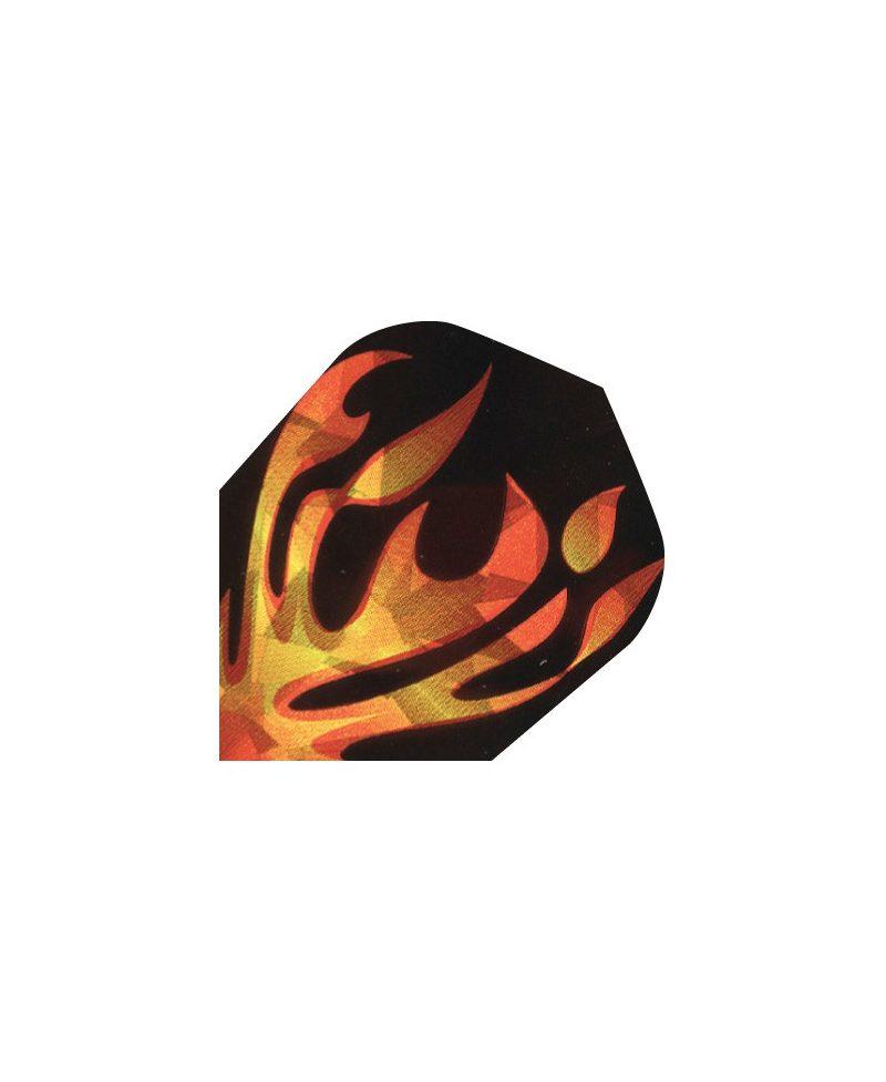 Aletas Harrows darts Holograma 1620