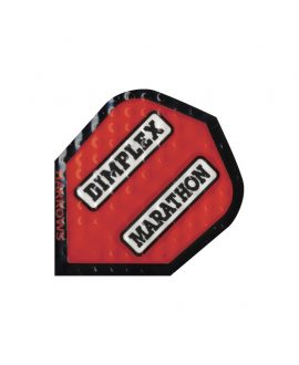 Aletas Harrows darts Dimplex Marathon 1902 roja