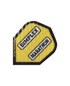 Aletas Harrows darts Dimplex Marathon 1904 amarilla
