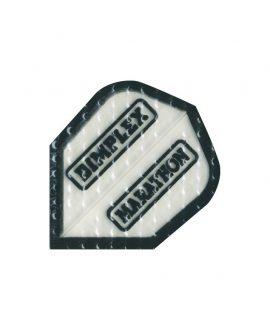 Aletas Harrows darts Dimplex Marathon 1905 transparente
